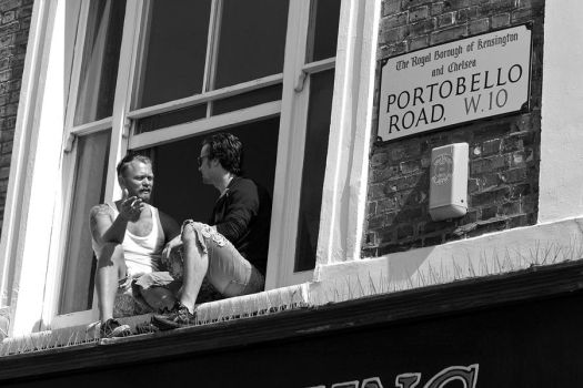 Portobello Road by adrianmusto