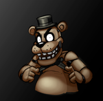Freddy is ready by Mickeymonster