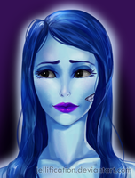 The Corpse Bride by jellification