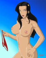 Asami no pantie's.... by reiner55