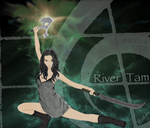 River with bground by Korpayne by perdita00