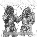 Predator: Honored by a Friend by rachaelm5