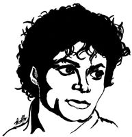 Michael Jackson: Thriller by bewitched1870