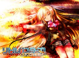 Tokido Saya Little Busters!~ by rhomzki