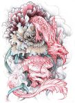shigeki.zumi: tattoo sketchbook: 018 by fydbac