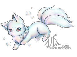bluebear31015 : Opal by ShinshiAdoptables