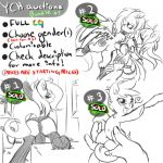YCH BUNDLE (1:CLOSED, 2:CLOSED, 3:CLOSED) by KnifeH