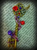 The Queen's Elegance Fantasy Key by Starl33na