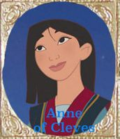 Disney History: Anne of Cleves by KatePendragon