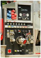 Firetruck Control Panel by TheMan268