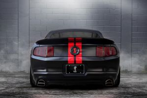 BlackRed - GT500 by lovelife81