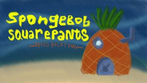 Spongebob thumbnail/title card by IDROIDMONKEY