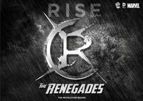 The Renegades (Updated Cover Art) 2015 by jackanarchy99
