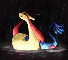 Milotic by Jaylynessa