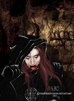 The Warrior by vampirekingdom