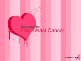 End Breast Cancer WP1 by igelkotten