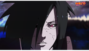 Uchiha Madara by Blazing-Wizard