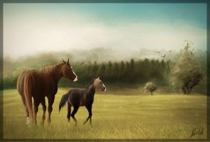 CW | Arturo | Olde Herd | Checkpoint 1.1 by Katha88