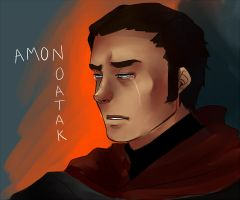 LOK: Amonster by Orangeplum