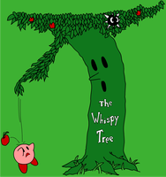 The Whispy Tree by Hydra-Hunter