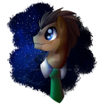 Dr Hooves by ponyswirl