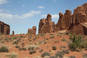 Arches Nat'l Park by Angus4greenie