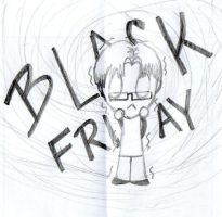 Black Friday Fears by AmyLizMiller