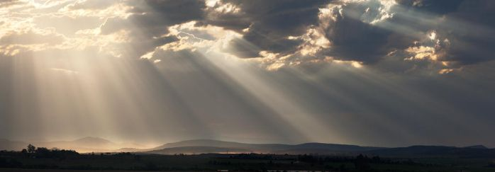 God Rays by carlosthe