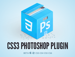 CSS3 Photoshop Plugin by stotskii