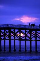Crystal Pier III by LDFranklin
