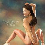 Pin Ups 25 by adamthwaites