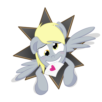 Derpy Delivery by aoshistark