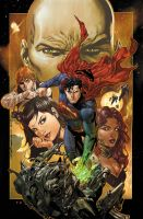 ACTNCOMICS 18 COVER color 300 rev2 by tonysdaniel