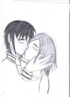 Anime couple love by JessicaL98000