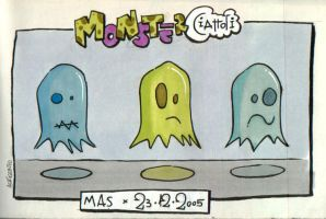 MonsterCiattoli - Sketch by m-A-s