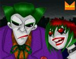Joker and JJ revamp by wondermanrules