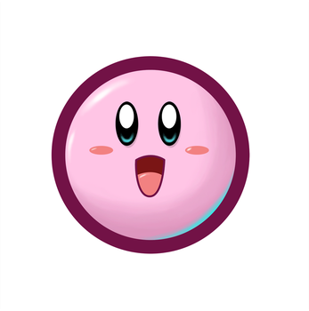 Kirby Icon by Vega-kun