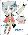 Shota boi adopt | Open by zomg0u0