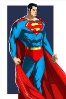 SUPERMAN by CHUBETO