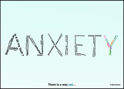'Anxiety' by ArtistsForCharity