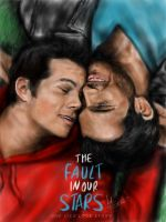 The Fault In Our Star Sterek by viventakbar