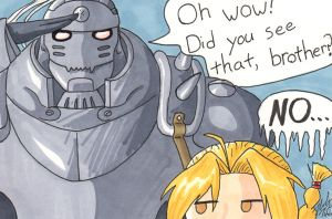 FMA Short Jokes by TresMaxwell