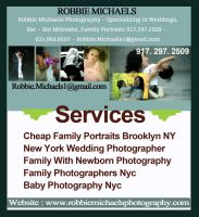 Family Photographers NYC by robbiemichael