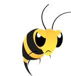 MLP Resource: Angry Bee by Lahirien
