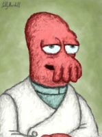 Dr Zoidberg by AngryGiftHorse