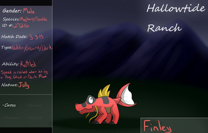 PKMNation: Finley by Squiggy13