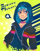 Ramona Flowers by somik