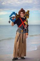 KH: Troubled Terra by ComicChic19