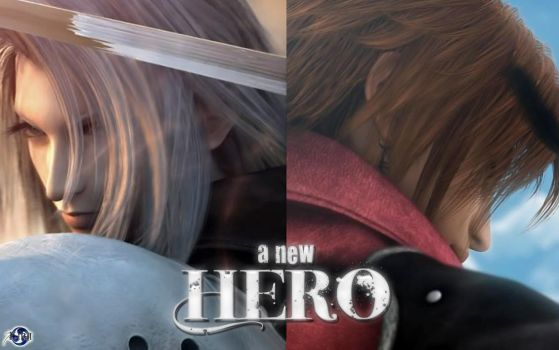 A New Hero by Support-KIRA