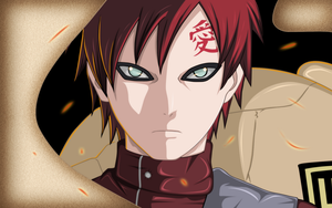 gaara of the desert by GoLD-MK